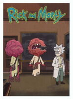 RICK AND MORTY CRYPTOZOIC SEASON 2 PROMO TRADING CARD P7