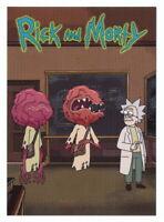 RICK AND MORTY CRYPTOZOIC SEASON 2 PROMO TRADING CARD P7