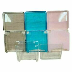Shell Protection Case Cover Transparent TPU Soft for GBA SP Gameboy Advance SP