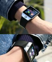 New Smart Watch with Camera Mic Text Call Phone For iPhone Android Samsung LG