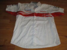 Vintage Panasonic TOYOTA Denso Embroidered Pit Crew (Size LARGE) Shirt