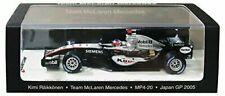 KOKUSAI BOEKI Spark 1/43 McLaren MP4 / 20 Japan GP 2005 # 9 Completed NEW