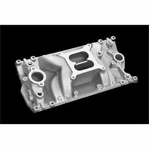 Professional Products 52028 Intake Manifold SB Chevy Vortec Crosswind Satin
