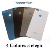"Tapa Trasera Bateria ""Huawei Honor 9 Lite"" Cubierta Repuesto Negra Oro Azul"