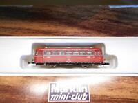 MÄRKLIN MINICLUB 8817 Schienenbus-Beiwagen (40879)