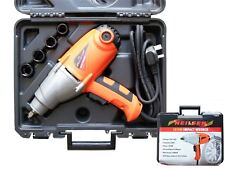 """Neilsen 1010W Electric Impact Drill Wrench 1/2"""" Dr Power Tool with Sockets"""