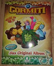 Gormiti. Die Rückkehr der Herrscher der Natur. Das Original Album (Teil beklebt)