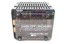 HELDT & ROSSI Servoverstärker SM 807 DC SM807DC   1000-120