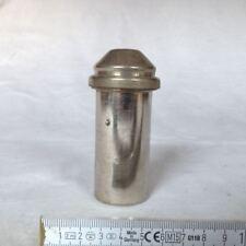 Alte Dose für Reagenzglas Zentrifuge Ofen vernickelt 30er-50er 10 cm