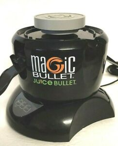 Magic Bullet Juicer Model BE-110 Replacement Part - Motor Base Tested Works 100%