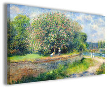 Quadri famosi Pierre Auguste Renoir vol IX Stampa su tela arredo moderno arte