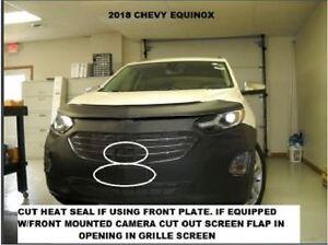 Lebra Front Mask Cover Bra Fits Chevy Chevrolet Equinox 2018-2021 18 19 20 21