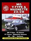 Mg Y-type & Magnette Za/Zb Road Test Portfolio, Paperback by Clarke, R. M. (E...