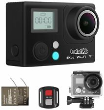 Bototek HD Action Camera 4K Waterproof SONY Sensor 16MP     #  13