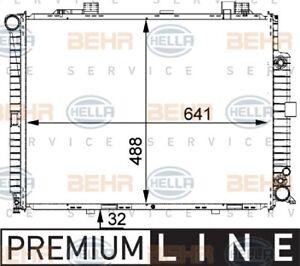 BEHR RADIATOR Fits MERCEDES BENZ E-CLASS E300D/E430/E430T/E420T 95-03