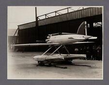 Fiat C-29 Schneider Trophy Wasserflugzeug Woodmodel 1:20 YAKAiR Aereo  Aircraft
