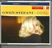 No Doubt GWEN STEFANI Cool w/ PHOTEK REMIX & Hollerback MIX & VIDEO UK CD single