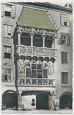 AK Innsbruck - Goldenes Dachl  (V924)