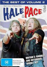 HALE AND PACE - THE BEST OF - VOLUME 2 (3 DVD SET) BRAND NEW!!! SEALED!!!