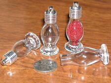1pc.small VASE stand Glass vials charm pendant perfume necklace bracelet bottle