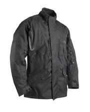 Veste de moto homme noire Mitsou Commuter 1 Taille S protections dorsale épaule