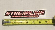Streamline Braking Racing Mx Motocross Racing Atv Enduro Decal Sticker Emblem