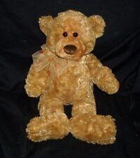 """14"""" GUND BABY BROWN MARMALADE TEDDY BEAR STUFFED ANIMAL PLUSH TOY SOFT 15032"""