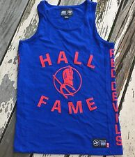 LOS ANGELES RED DEVILS Basketball X HALL OF FAME • ALPHA TANK by 47 Brand SMALL