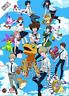 Digimon Adventure Tri The Complete Chapt DVD NUOVO