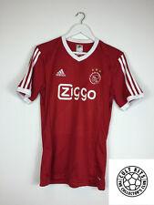 Camisa De Entrenamiento Ajax 15/16 (s) de Fútbol Jersey Fútbol Adidas