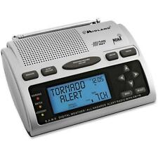 Midland AM/FM Weather Alert Radio with Date Time & Alarm Clock | WR-300