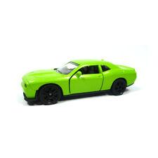 Siku 1408 Dodge Challenger SRT Hellcat grün metallic Modellauto (Blister) NEU! °