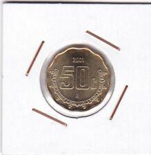 Mexico : 50 Centavos 2011 M UNC