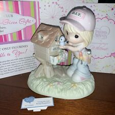 "Precious Moments ""Using My Gifts Brings Happiness"" 2012 Membership Cc129001 Mib"