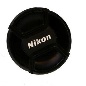 Alternative to Nikon LC-67 Nikon Lens Cap Center Pinch 67mm Nwv Direct Microfiber Cleaning Cloth. + Lens Cap Holder