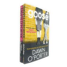 Paper Aeroplanes Series by Dawn OPorter 2 Books Collection Set Goose Paperback