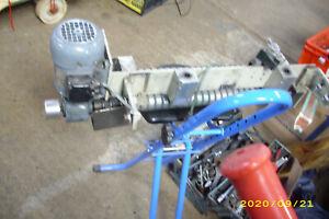 DC Motor  Getriebe. Groschopp MD90-60