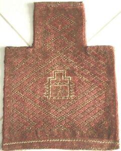 Alte Belutsch Salz Tasche Teppich Sumach Kelim Sammler Old Baluch Salt bag Rug