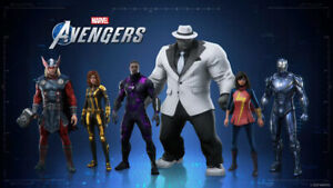 Marvel's avengers intel cdkey