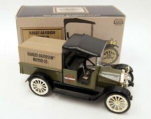 HARLEY-DAVIDSON Ltd Ed Diecast 1:25 Replica1916 Studebaker Pickup Truck Bank