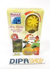 Profumatore Deodorante Per Auto Attacco Bocchettone Aria Fragranza Agrumi moc