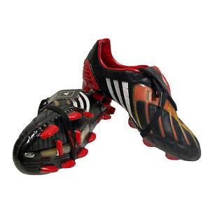 Adidas Predator PowerSwerve TRX FG Soccer Cleats Men's Size 8.5