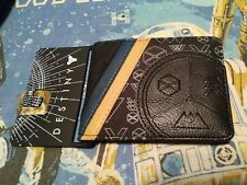 New Adult Destiny 2 Emblems Bungie Hunter Warlock Titan Bi-Fold Wallet Bilfold
