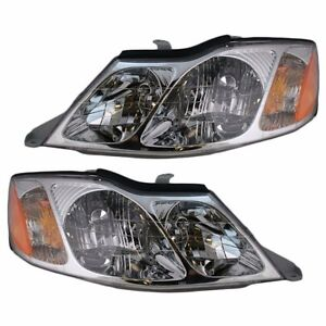 FOR TY AVALON 2000 2001 2002 2003 2004 HEADLIGHTS RIGHT & LEFT PAIR