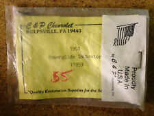 C&P CHEVY POWERGLIDE indicatore 11959 tri-chevy BEL AIR 150 210 1955 -57