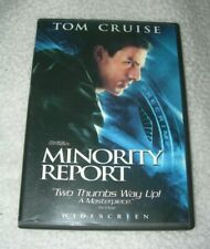 Minority Report - 2 Disc Dvd - Widescreen