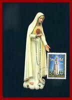 Portugal 1967 Fatima, Virgin, Madonna, Religion, maxi-card., SG 1317, Mi 1031