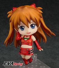 Neon Genesis Evangelion Asuka Race Queens Nendoroid Figure NEW