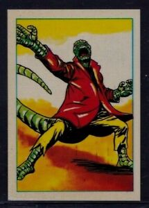 1984 The LIZARD Leaf Marvel Super Heroes Secret Wars #94 EX Card