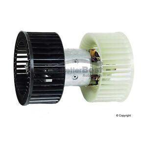 One New Behr Hella Service HVAC Blower Motor 0036000112 64118390208 for BMW